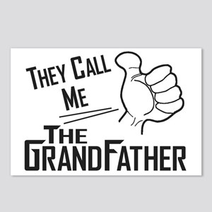 The Grandfather Postcards (Package of 8)