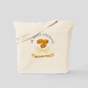 Caramel Lover Tote Bag
