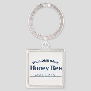 Honey Bee Keychains