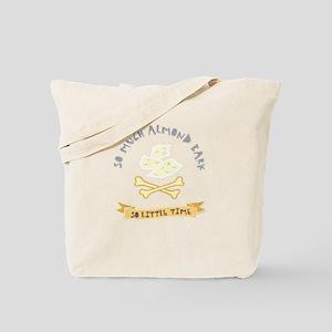Almond Bark Lover Tote Bag