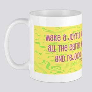 Psalm 98 4 Mug