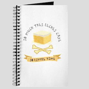 Pastel de Tres Leches Journal