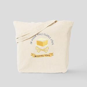 Pastel de Tres Leches Tote Bag
