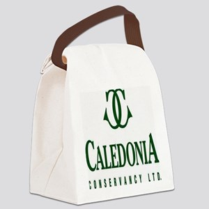 Caledonia Conservancy Canvas Lunch Bag
