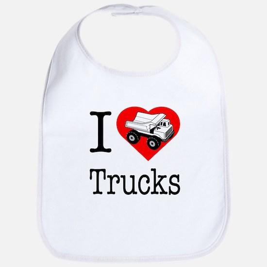 I Love Trucks.eps Bib