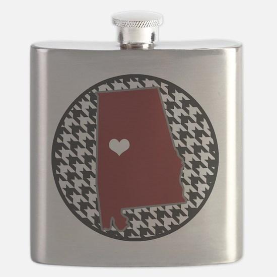 Heart of Alabama  Flask