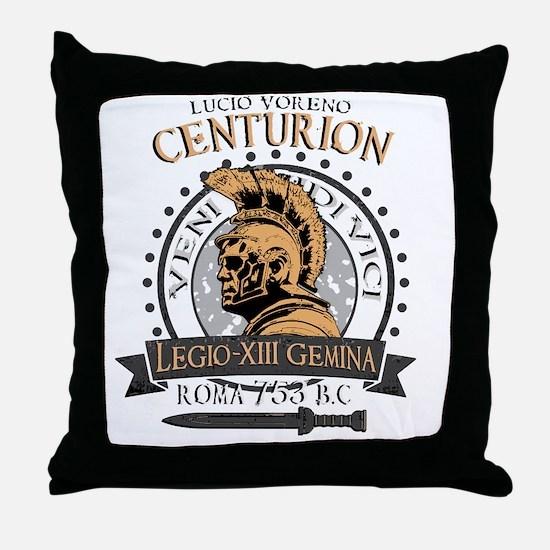 Unique Empire Throw Pillow