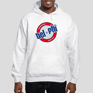 Retro Baseball Hooded Sweatshirt