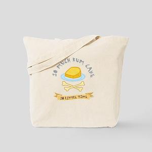 Rum Cake Lover Tote Bag