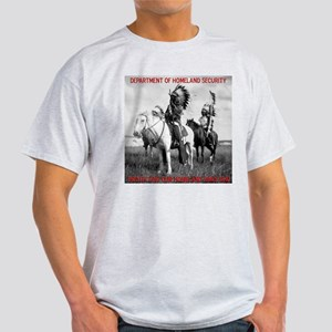 NDN Warriors Homeland Securit Light T-Shirt