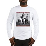 NDN Warriors Homeland Securit Long Sleeve T-Shirt
