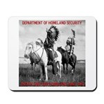 NDN Warriors Homeland Securit Mousepad