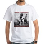 NDN Warriors Homeland Securit White T-Shirt