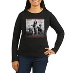 NDN Warriors Homeland Securit Women's Long Sleeve