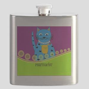 pharmacist cat 3 Flask