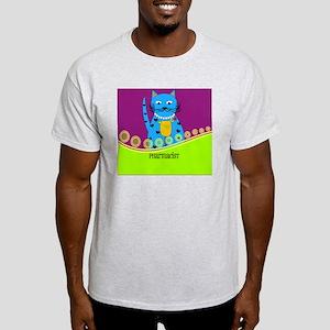 pharmacist cat 3 Light T-Shirt