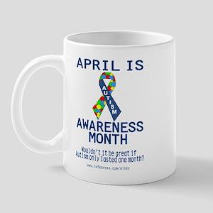 Autism Awareness (B) Mug