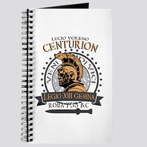 Lucio Voreno, the big Roman Centurion Journal