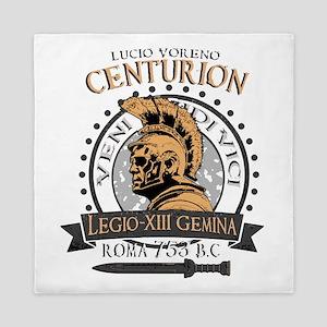 Lucio Voreno, the big Roman Centurion Queen Duvet