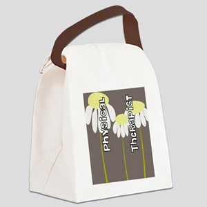 physical therapist 6 Canvas Lunch Bag