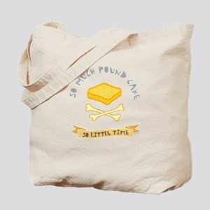 Pound Cake Lover Tote Bag