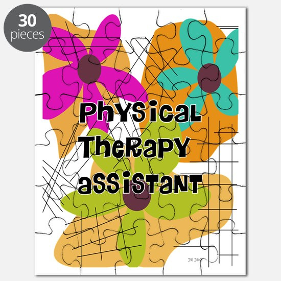 physical therapist asst 2 Puzzle