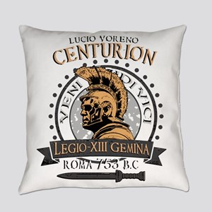 Lucio Voreno, the big Roman Centur Everyday Pillow