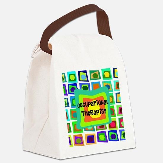 OT Blanket 1 Canvas Lunch Bag