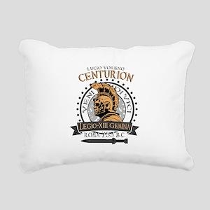 Lucio Voreno, the big Ro Rectangular Canvas Pillow