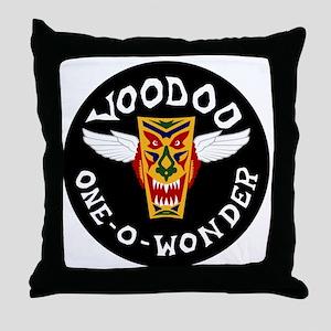 F-101 Voodoo - One-O-Wonder Throw Pillow