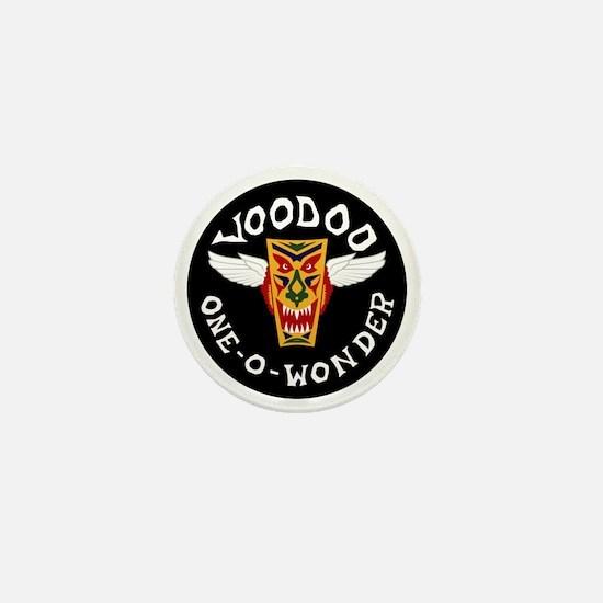 F-101 Voodoo - One-O-Wonder Mini Button