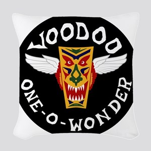 F-101 Voodoo - One-O-Wonder Woven Throw Pillow