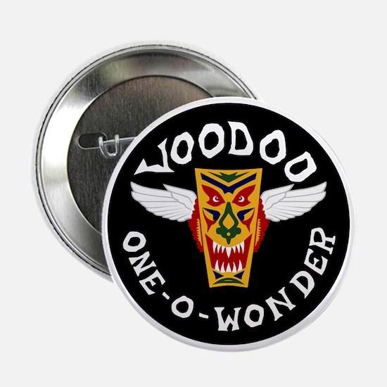 """F-101 Voodoo - One-O-Wonder 2.25"""" Button"""