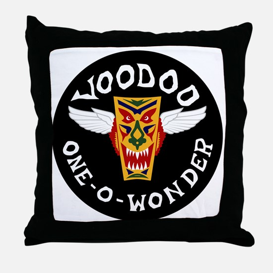 F-101 Voodoo - One-O-Wonder Throw Pillow