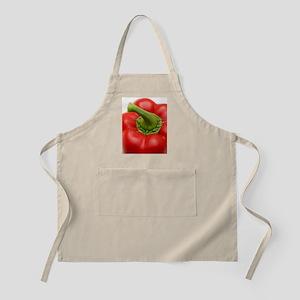 Sweet pepper Apron