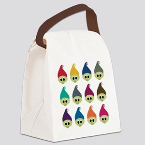 troll army copy Canvas Lunch Bag
