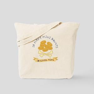 Mini Donut Lover Tote Bag