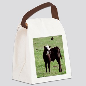 The Calf Canvas Lunch Bag