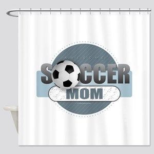 Soccer Mom Shower Curtain