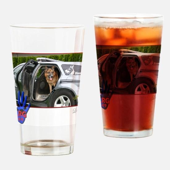 Monroe K9 Biz Drinking Glass