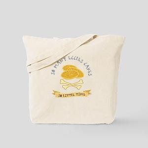 Eccles Cake Lover Tote Bag