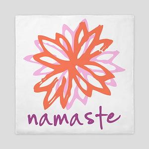 Namaste Queen Duvet