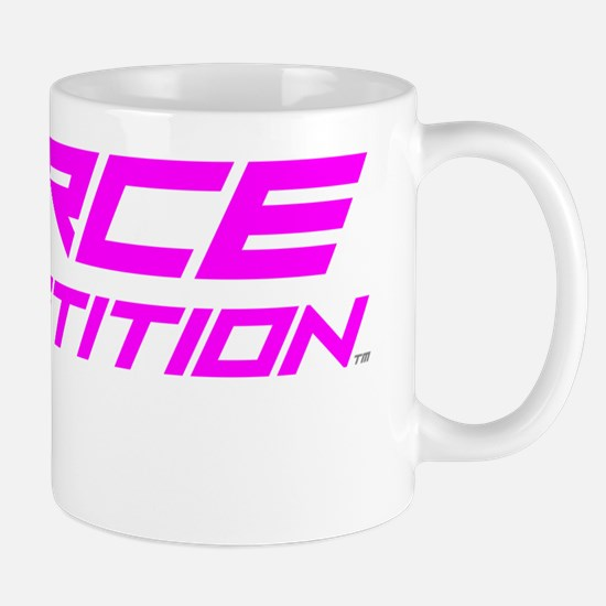 Fierce Competition Pink Mug