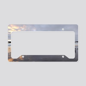 F-15 Strike Eagles License Plate Holder