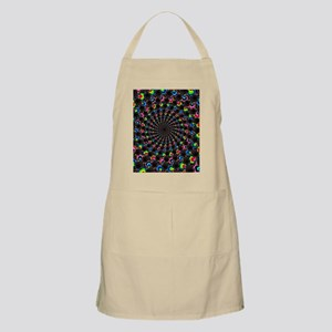 Psychedelic Wormhole Apron