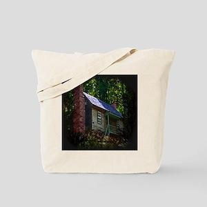 cabininthewoods Tote Bag