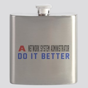 Network System Administrator Do It Better Flask