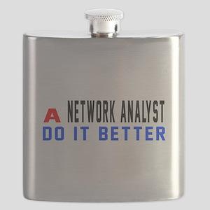 Network Analyst Do It Better Flask