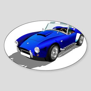 1965 Cobra 427 SC Sticker (Oval)