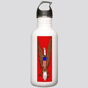 Patriotic Eagle Stainless Water Bottle 1.0L